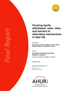 ahuri_final_report_no217_housing_equity_withdrawal_uses_risks_and_barriers_to_alternative_mechanisms_in_later_life1_Page_001